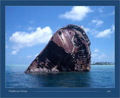 Maldivian Wreck