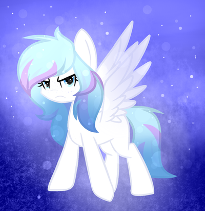 Kim Pony Pegasus -OC MLP- by Takan0