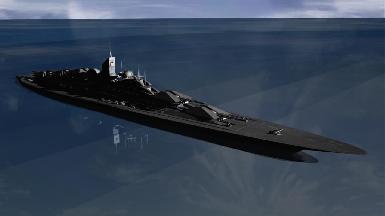 Bring back the battleships Page 2 AR15COMModern Battleship Design