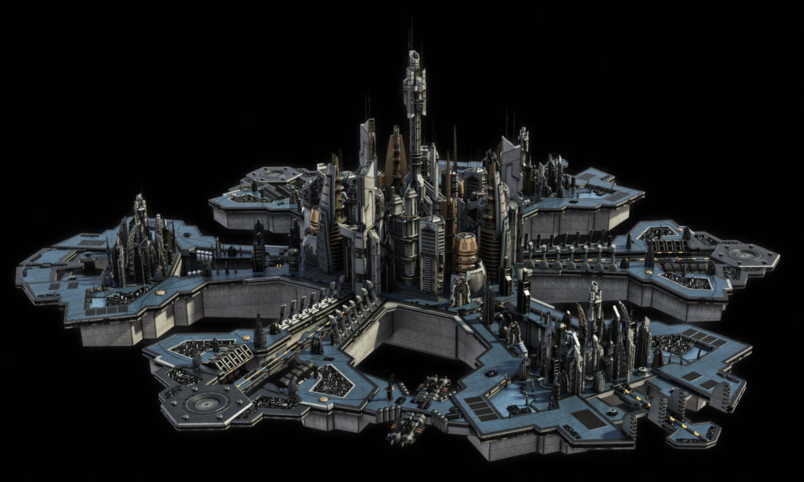 Atlantis 2012 Full shot by AlxFX