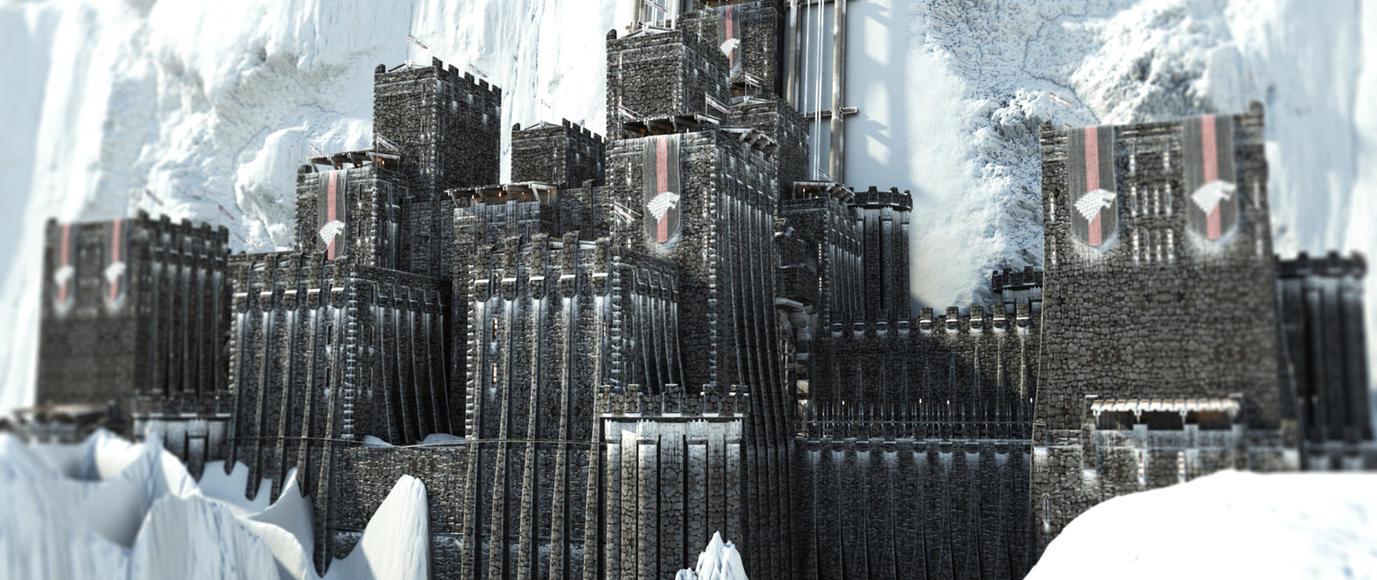 Castle Black by AlxFX