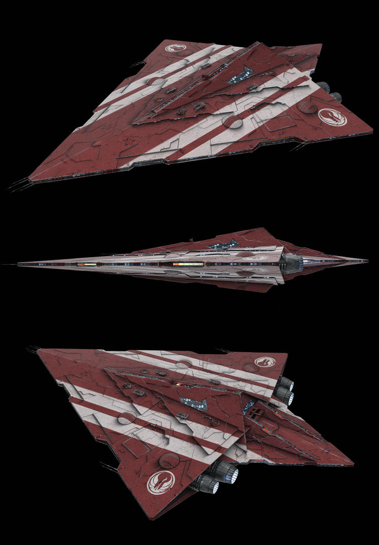Republic Cruiser by AlxFX