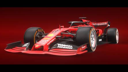 Ferrari SF90-R