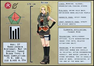 Reika Profile Remake by Humana-Animus