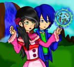 Contest Luke And Alara by kamugi92