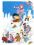 Ranma: Journey to the West