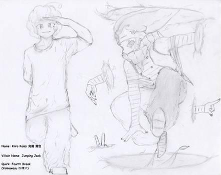 My Hero Academia: Kiiro Kanbi