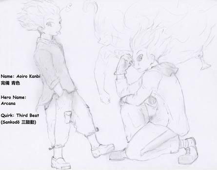My Hero Academia: Aoiro Kanbi