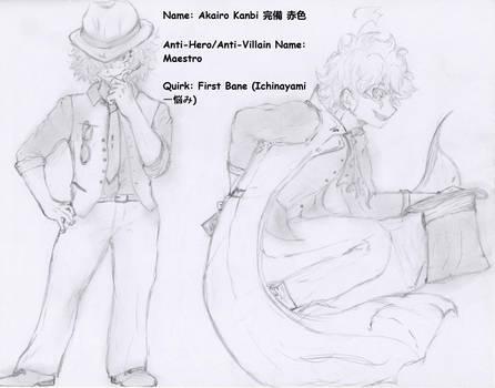 My Hero Academia: Akairo Kanbi