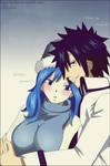 Gray x Juvia: She is mine!