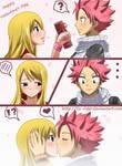 Natsu x Lucy: Valentine's Day