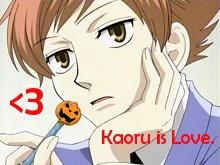 Kaoru is Love. by psycho-fan
