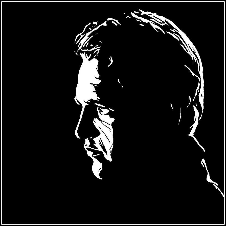 Paul Newman  by LEONHAGEN