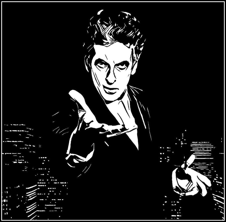 Doctor who  by LEONHAGEN