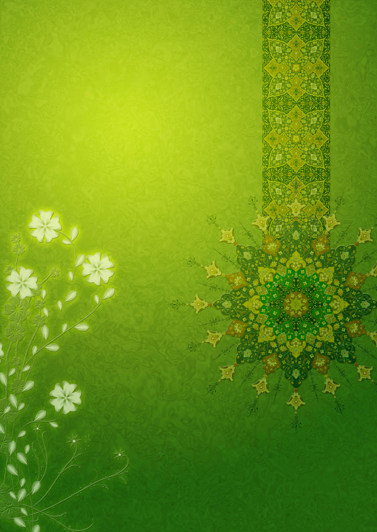 Ornament Background Design by safa-kadhim on DeviantArt