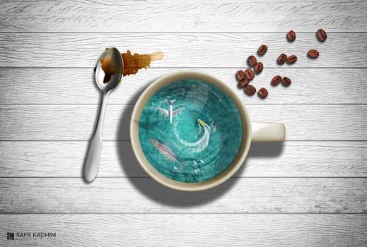 Magical morning coffee!
