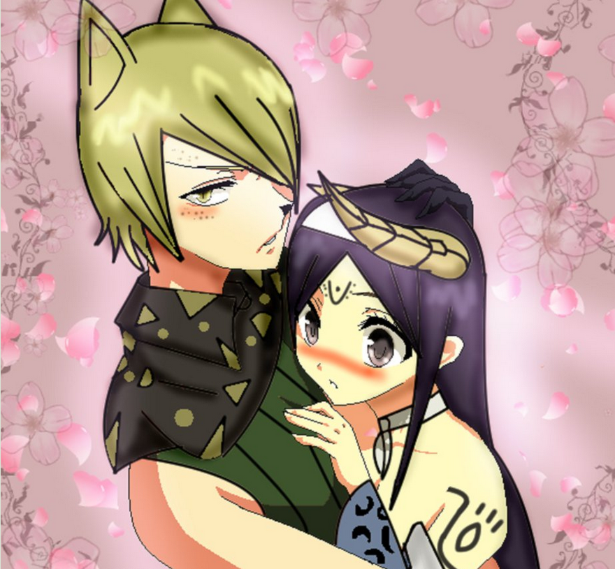 Fairy Tail Seila X Jackal By Melyydraws On Deviantart