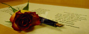 Pen and Rose ID