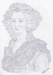 Princess Elisabeth de France (1764 - 1794)