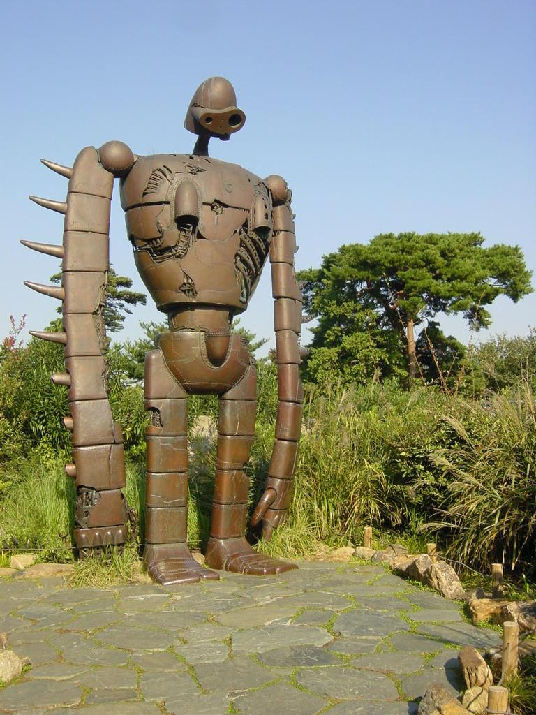 Robot? by darksidehk