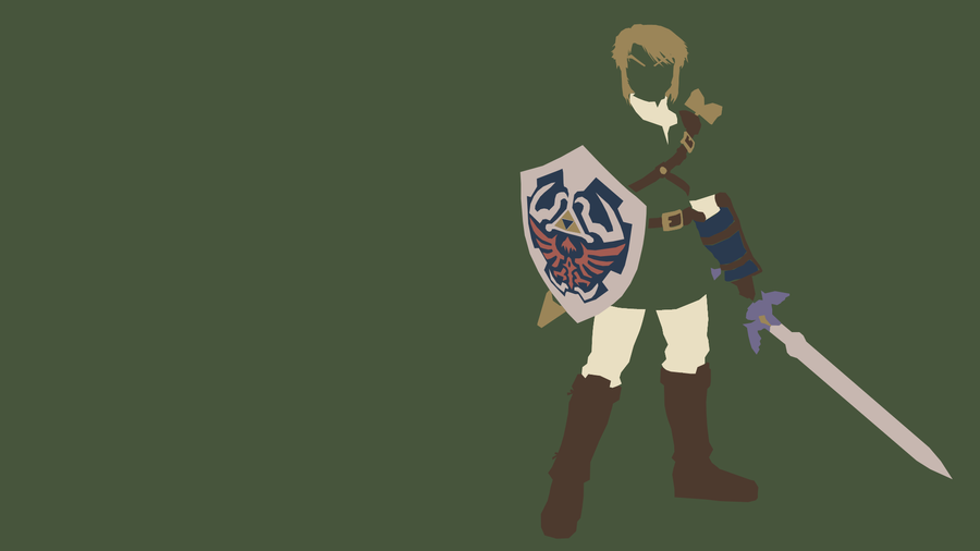 zelda minimalist wallpaper - photo #9