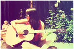 While My Guitar Gently Weeps by C-Money