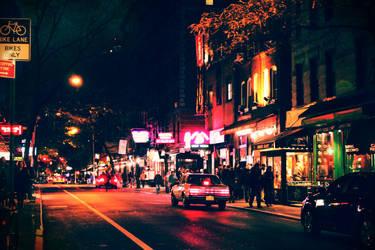 Midnight in Manhattan by C-Money
