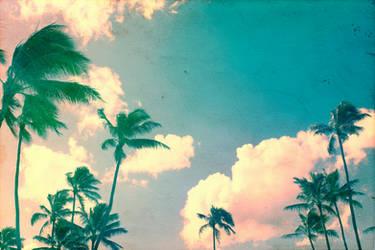 Hawaiian Sky by C-Money