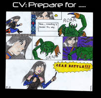 CV: Prepare for ..... by Kajyu