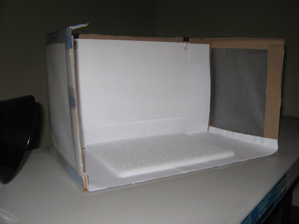 diy light box studio by kajyu on deviantart. Black Bedroom Furniture Sets. Home Design Ideas