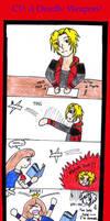 CV: A Deadly Weapon? by Kajyu