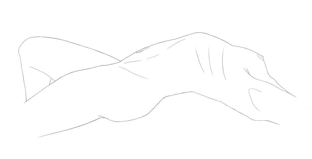 lineart by AKSonne