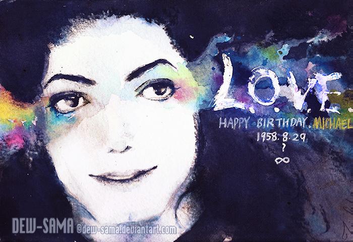 Birthday 2014 by Dew-Sama
