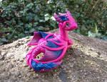 Bisexual Pride Dragon 2021