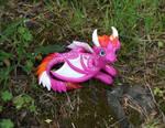 Pride 2021 - Lesbian Dragon