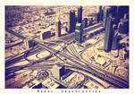 Dubai Under Construction by lebensmelodie