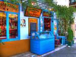 Greek Tavern by andreasfragy