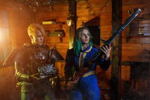 Fahrenheit and Nora | Part 4