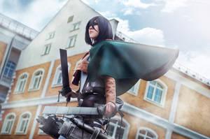 Mikasa | Part 4