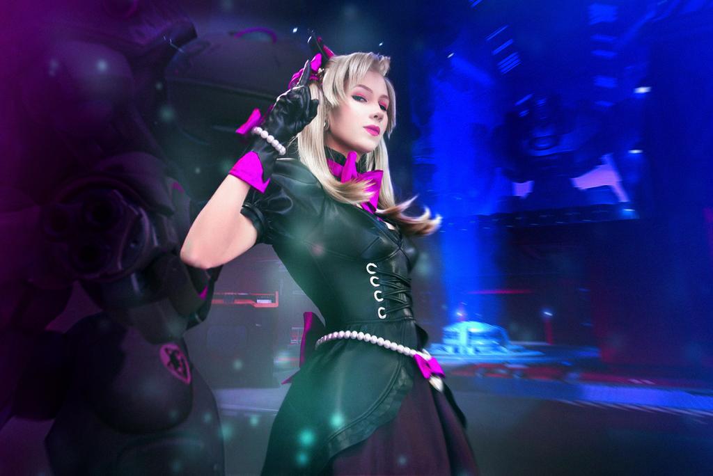 D.Va Black Cat | Part 3 by HakuMikiriyami