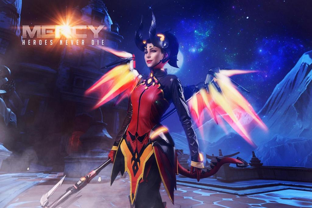 Devil Mercy   Part 2 by HakuMikiriyami