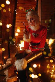 Happy New Year with Ciri | Part 1