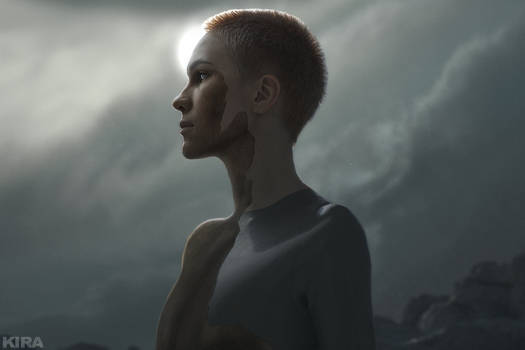 The future is invisible even for androids   Part 4