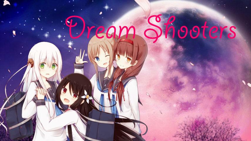 Dream Shooters logo by Princess-Saturania