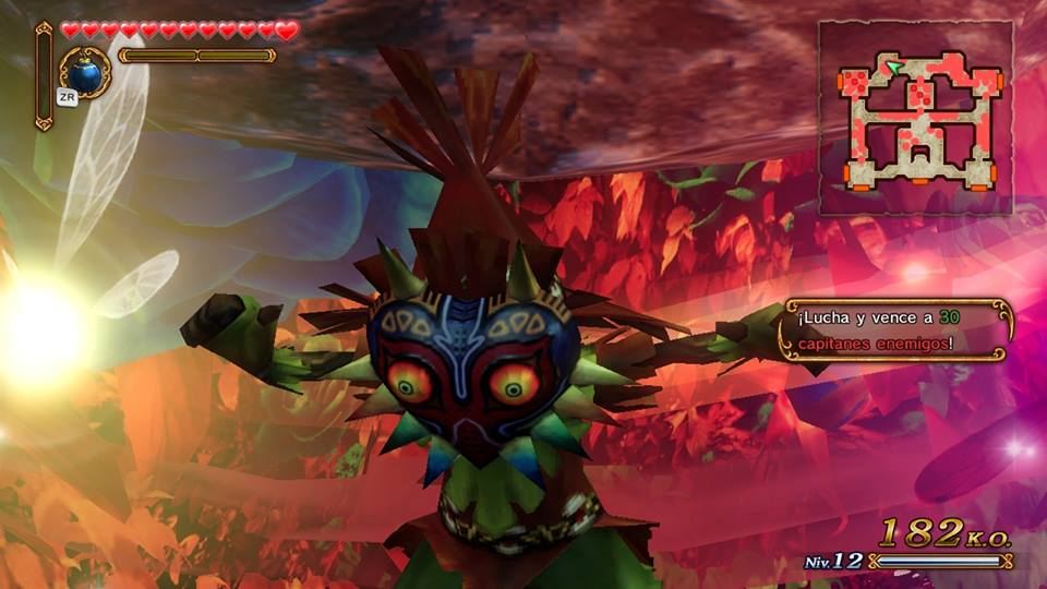 Skull Kid Wallpaper: Skull Kid In Hyrule Warriors By NekoBlue63 On DeviantArt