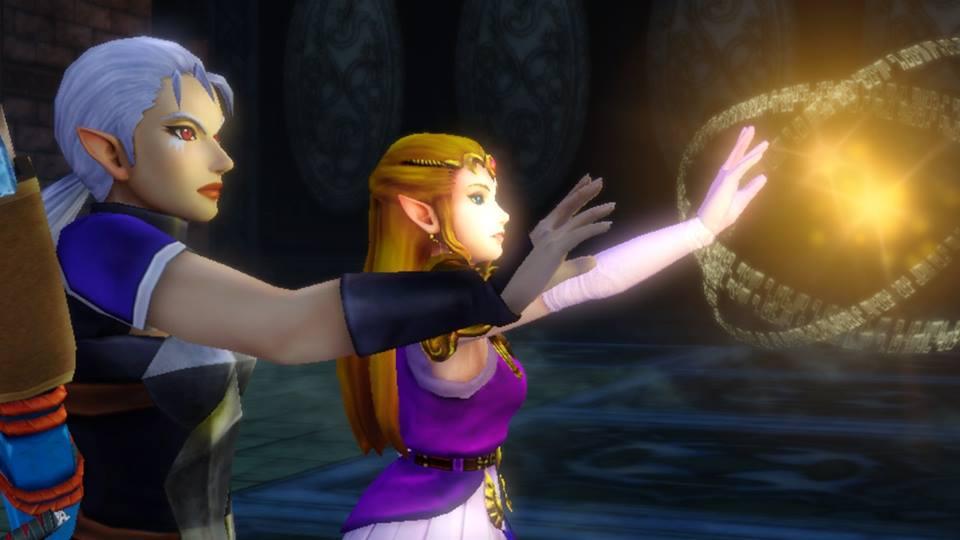 Impa And Zelda By Nekoblue63 On Deviantart