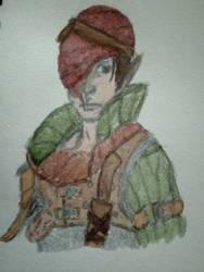My angry elf boi