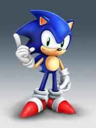 Sonic the Hedgehog 4 by RetroLin