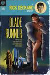 Blade Runner Pulp Cover