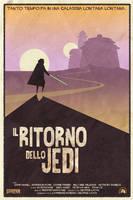 Il Ritorno Dello Jedi by TimothyAndersonArt